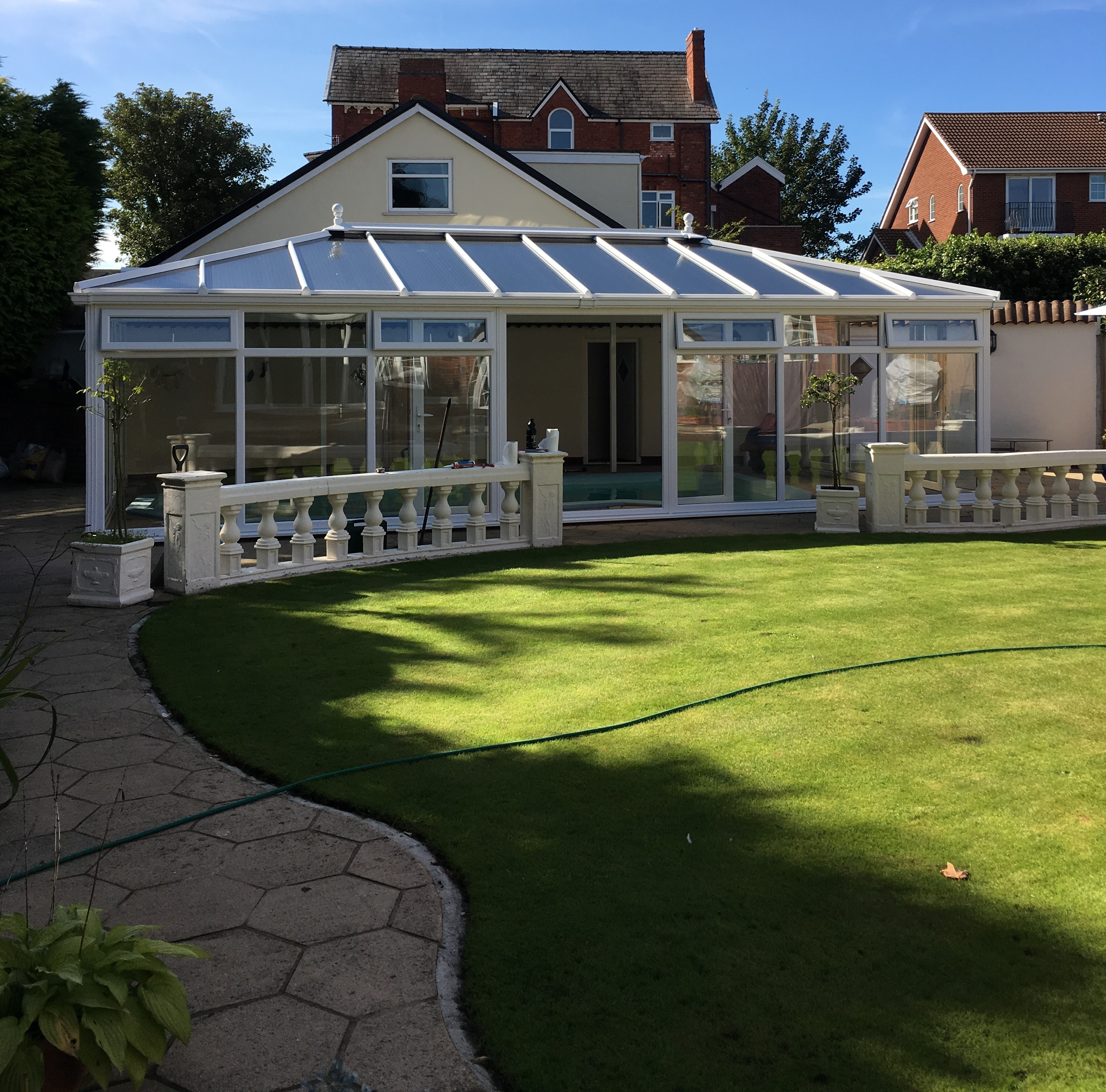 Double Glased Windows, Patio Doors and Conservatories